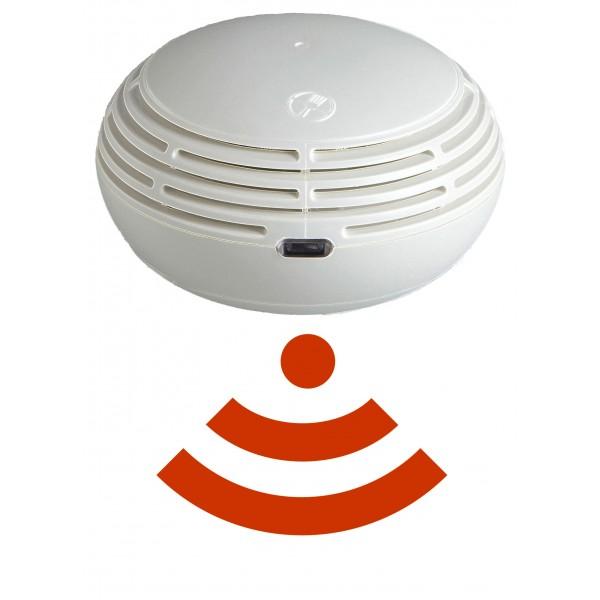 Detector de humo sin interconectables sobre calypso ii radio - Detector de humos ...