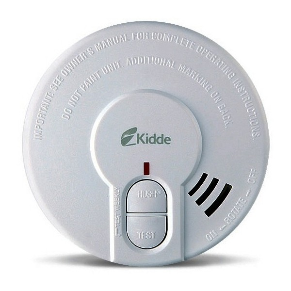 kidde smoke detector 29hld fr. Black Bedroom Furniture Sets. Home Design Ideas